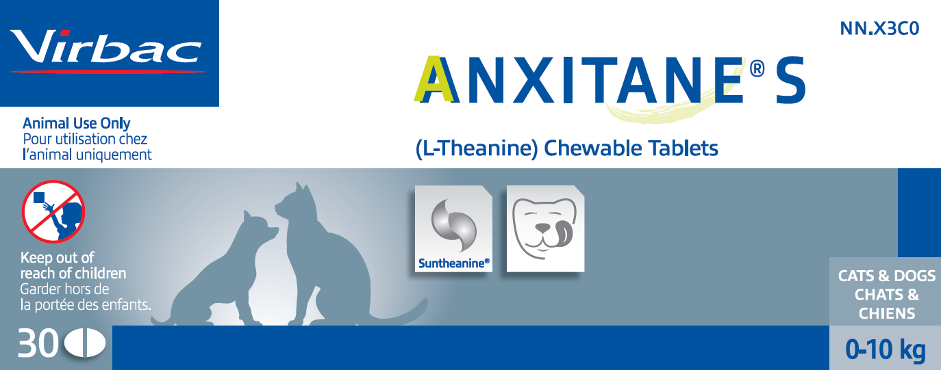 Anxitane 174 L Theanine Chewable Tablets